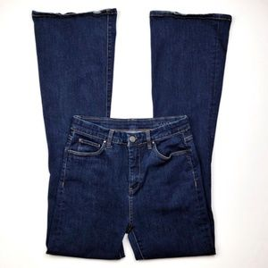 Blank NYC High Rise Flare Leg Jeans - Size 28